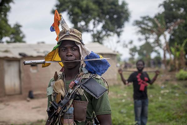 گزارشی از درگیری های آفریقای مرکزی