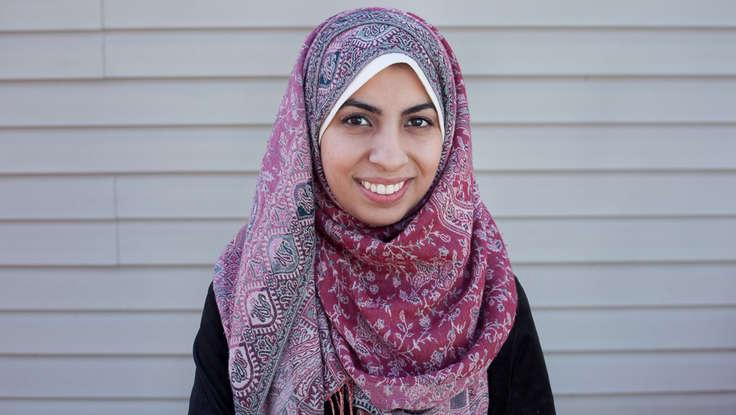 مصاحبه خواندنی با تنها خبرنگار زن غزه؛