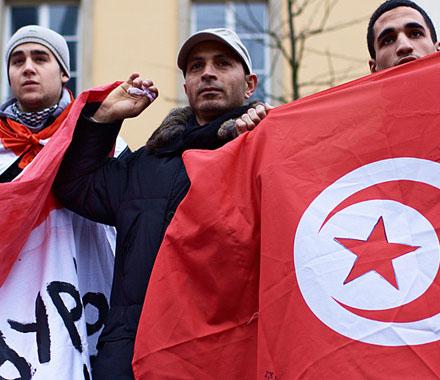 مرزهای تونس: جهادگرایی و قاچاق
