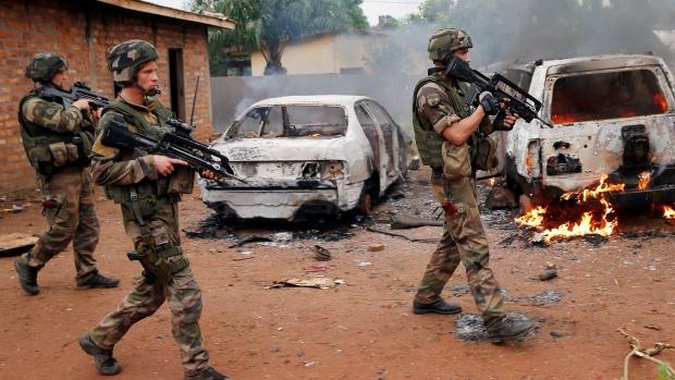 سازمان ملل با اعزام ۱۲ هزار نیروی حافظ صلح به آفریقای مرکزی موافقت کرد