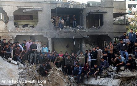 عکاسی در غزه زیر آتش