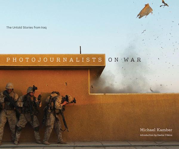 جنگ مخفی از دید عکاسان خبری