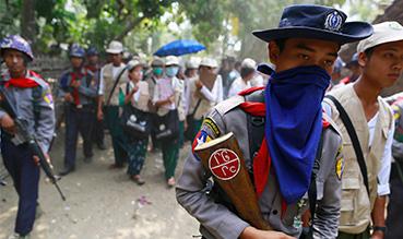 سرشماری مشکل آفرین میانمار