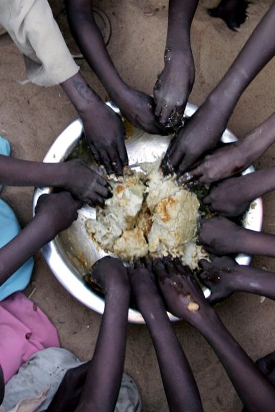 آفریقا گرسنه است