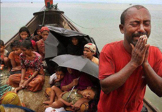 ورود مخفیانه مستندسازان ایرانی به کمپ آوارگان میانماری