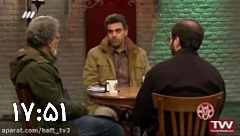 گفتگوی بهروز افخمی با عوامل مستند «تنها میان طالبان» | فیلم