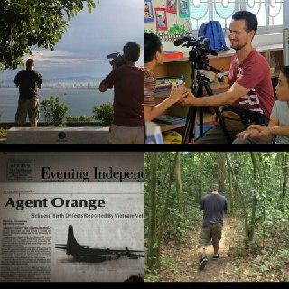 """اکران مستند """"خاطرات نارنجی"""" در امریکا"""